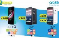 Alcatel Smartphones in Pakistan with 7 Feature