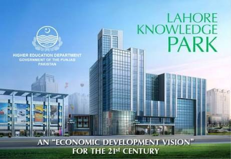 Lahore Knowledge Park