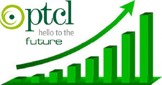 PTCL Increases Net Profit