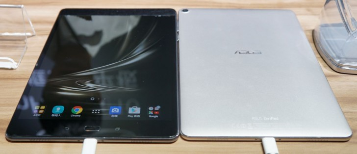 ASUS Zenpad 3S 10 LTE Tablet with 2 K Screen Telecom, IT and Mobile News Pakistan