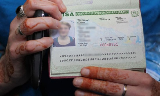 Online Visa System for Pakistan by NADRA