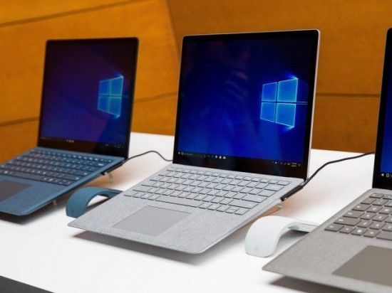 Microsoft New Surface Laptop