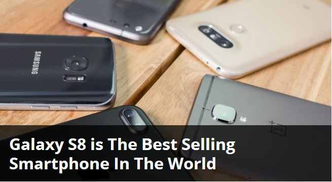 Highest Selling Mobile Phone