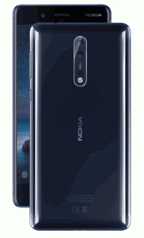 Android Flagship Phone Nokia 8
