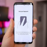 Samsung Patents Fingerprint Sensor