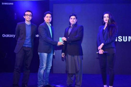 samsung pakistan lounching