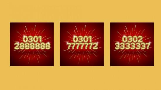 Jazz Golden Numbers