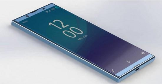 Sony Xperia XZ2 1