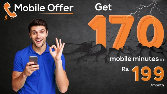 Mobile offer facebook