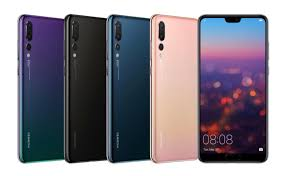 Release of Huawei P20 and P20 Pro1