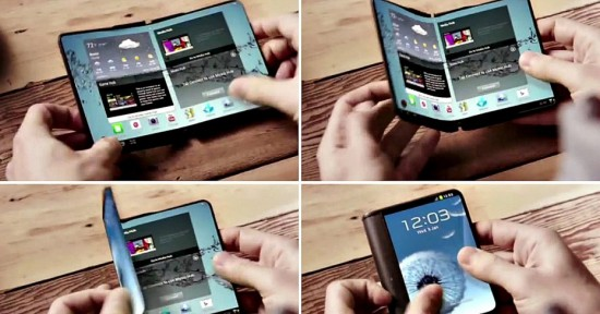 project valley samsung foldable