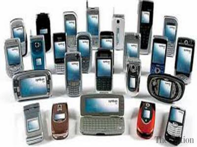 Mobile Phones Rise