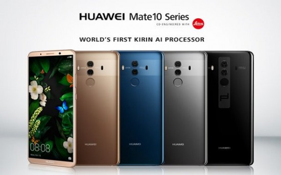 Huawei Mate 10 Updates