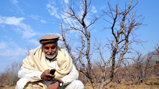 Mobile Phone USe In Pakistan