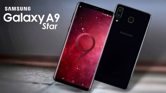 new Samsung Galaxy A9 Star