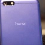 Huawei Honour
