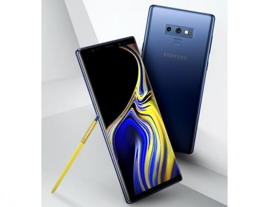 Note 9 new