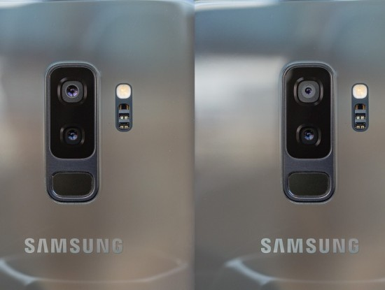 Samsung Note 9 Camra