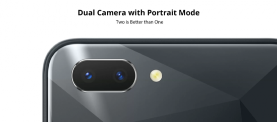 oppo Real Me cam