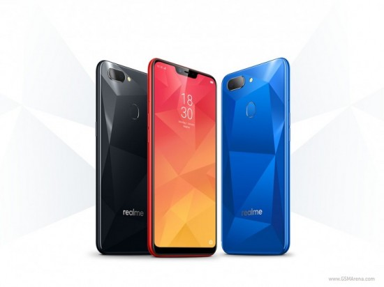 oppo Real Me stylish