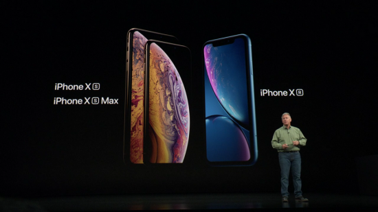 Apple iPhone XS1
