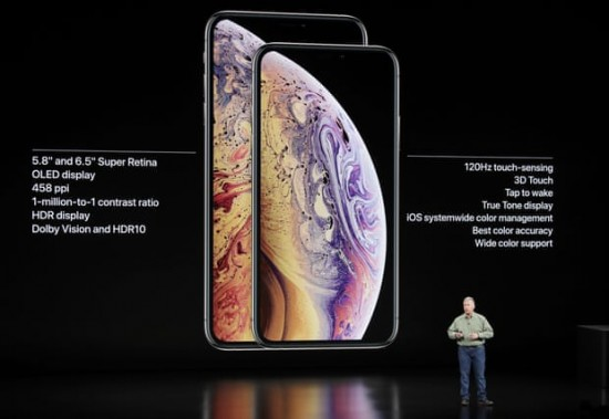 Apple iPhone XS4