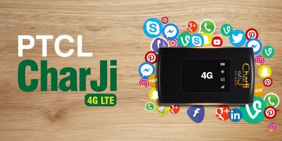 Ptcl 4G