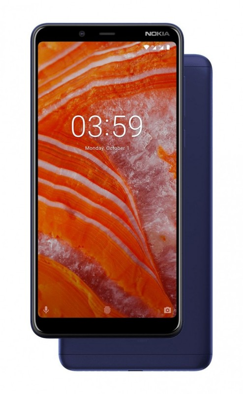 Nokia 3.1 plus New