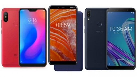 Nokia 3.1 plus Stylish