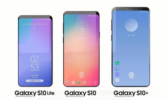Samsung 10Series Mobiles