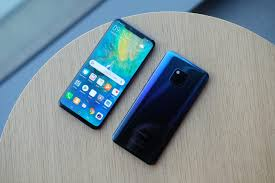 Huawei mate 20 new mob