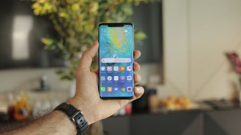 Huawei mate 20 stylish