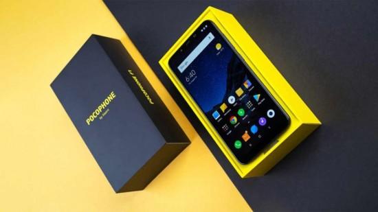 Xiaomi pocophone new