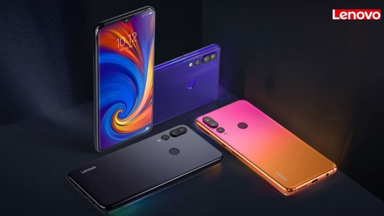 Lenovo Z5s feature
