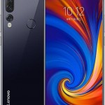 Lenovo Z5s front and back