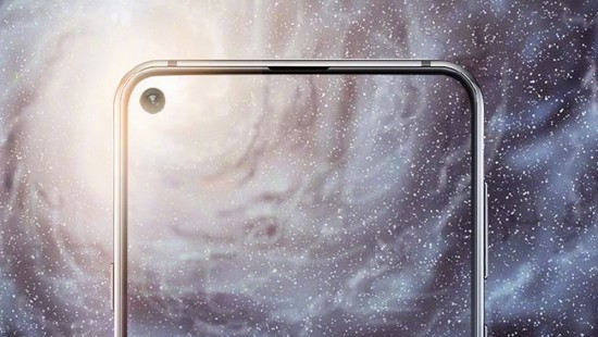 Samsung Galaxy A8s feature