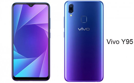 Vivo Y95 Stylish