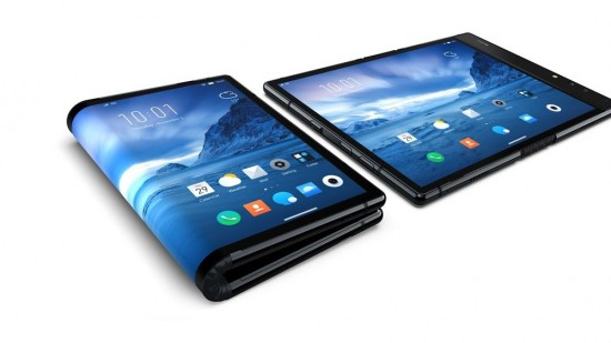 Google Foldable Mobile