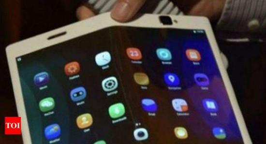 Google Foldable Smart Pfone
