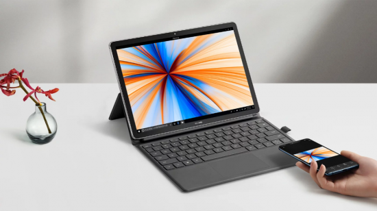 Huawei Matebook E 2019 Affordable on Convertible Laptop