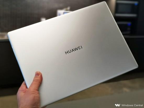 Huawei's new MateBook 14