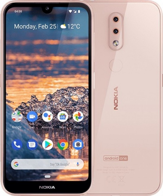 HMD launch Nokia 4.2 in Coming Weeks