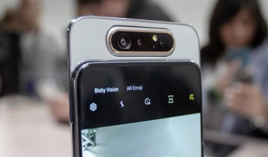 Samsung Galaxy A80 Launches