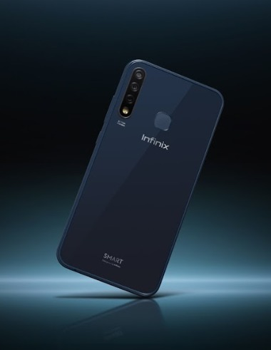 Infinix Smart 3 Plus with Triple Cameras and Affordable Price