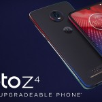 Moto Z4 feature