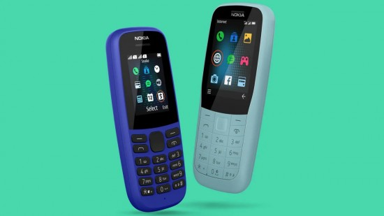 Nokia 105 New Phone
