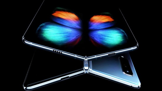 Samsung Galaxy Fold feature