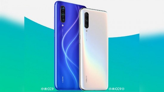 Xiaomi Mi CC9 and CC9e feature