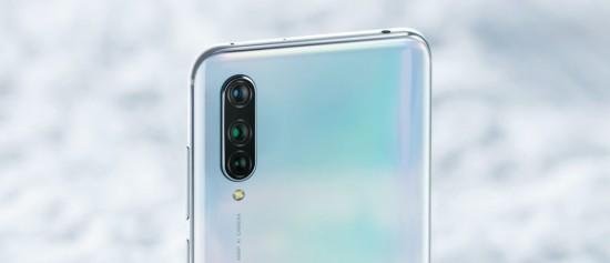 Xiaomi Mi CC9 cameras
