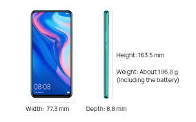 new stylish y9 prime height